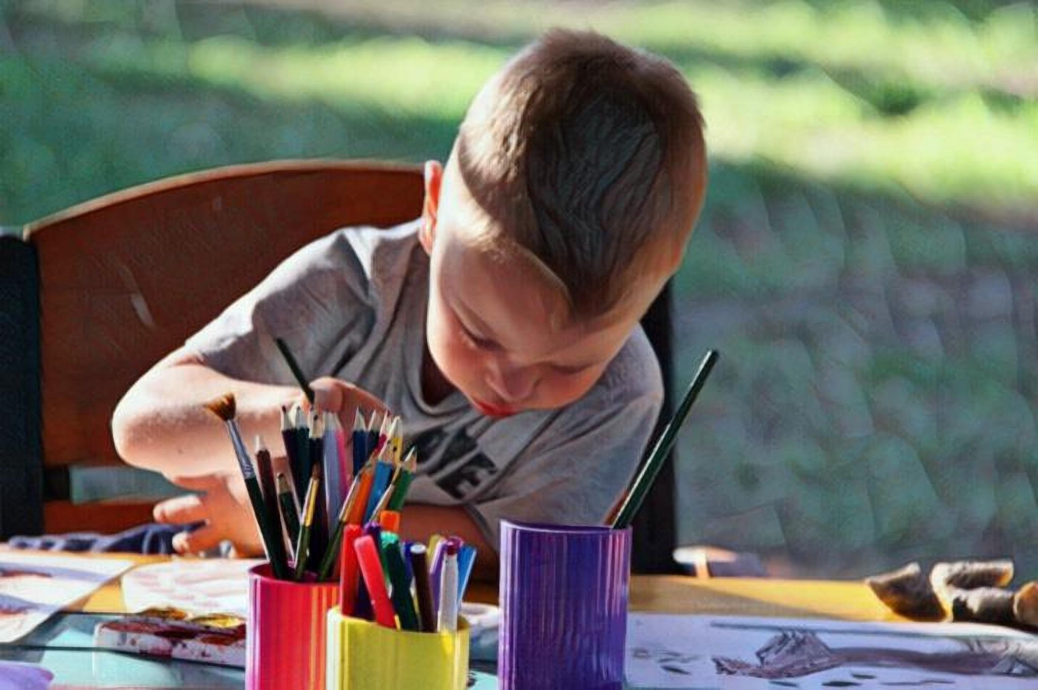 El desarrollo de habilidades artísticas