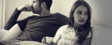 errores en una discusión de pareja