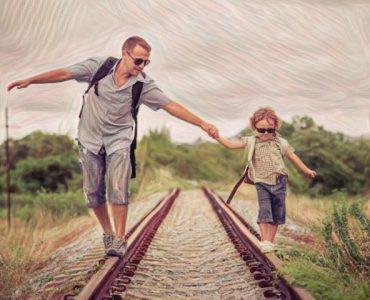 Un padre con demasiada empatía no sabe poner límites a sus hijos