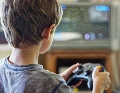 Un niño que tiene síndrome de asperger y que se la pasa todo el día jugando a los videojuegos