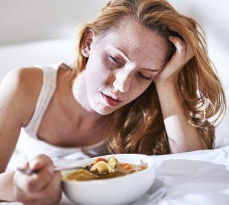 Una mujer con ortorexia y la obsesión por la comida sana