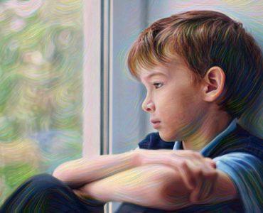 niño con crisis de ausencia