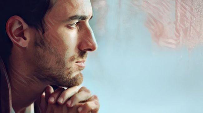 Una persona que tiene pensamientos negativos y desmotivadores
