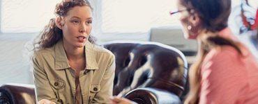 Una mujer en la psicoterapia existencial