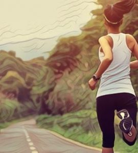Hacer ejercicio para sentirse feliz