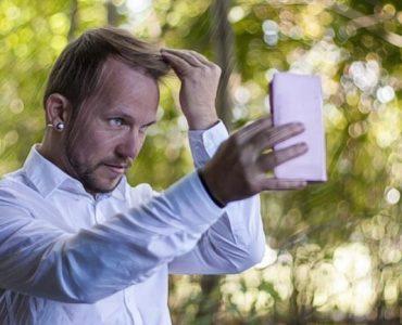 Persona con trastorno histriónico de la personalidad