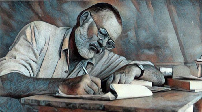Las mejores frases de Ernest Hemingway