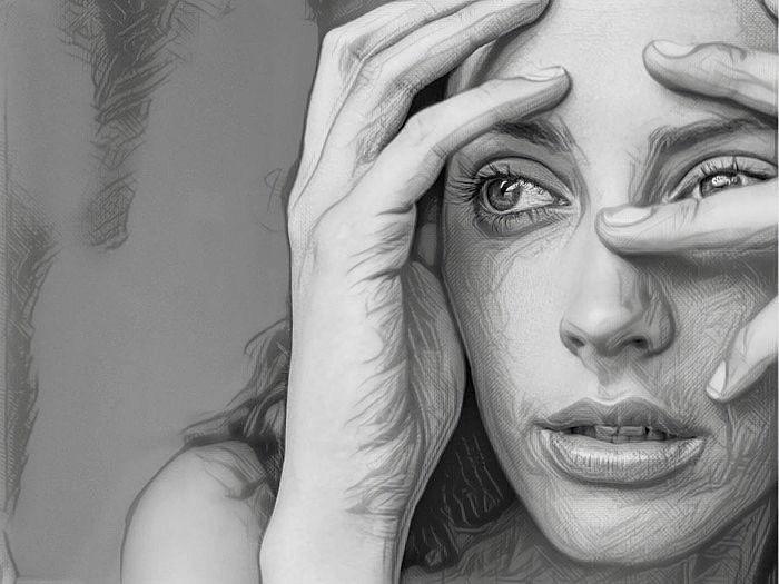 Una mujer con miedo que debe aprender a superarlo