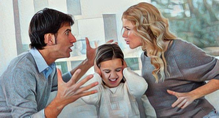 Como manejar el divorcio para que no afecte a tu hijo