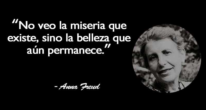 Las 20 Mejores Frases De Anna Freud