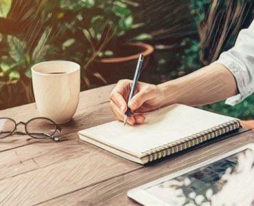 Conoce los beneficios de la terapia de escribir y expresar en letras nuestras emociones