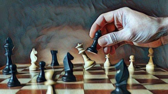 Juego de ajedrez para potenciar la inteligencia
