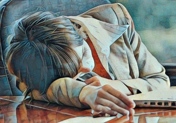 Dar demasiado nos puede hacer sentir fatigados