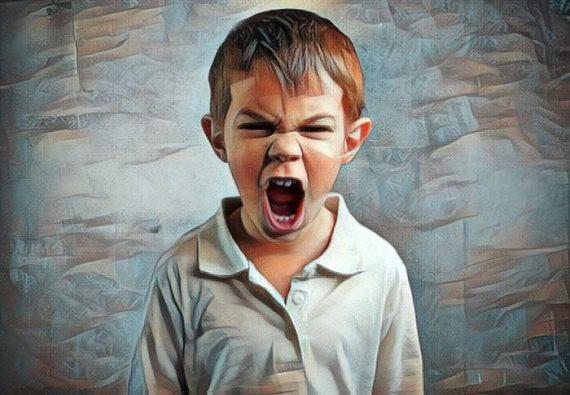 La tarea de educar a niños difíciles