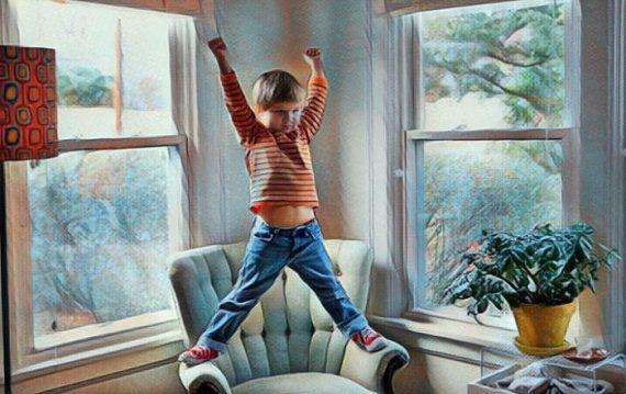 Niños hiperactivos y el TDAH