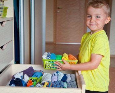 Las tareas para la casa en los niños