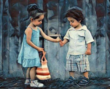 La importancia de enseñar a dar las gracias a los más pequeños