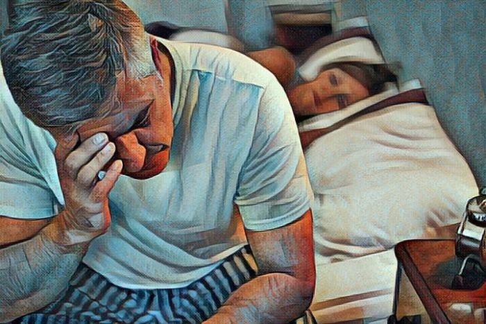 Hombre padece pérdida de memoria por sufrir estrés crónico