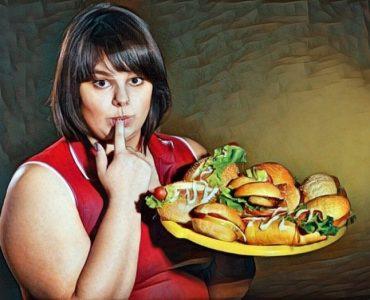 adicción a la comida y el estrés