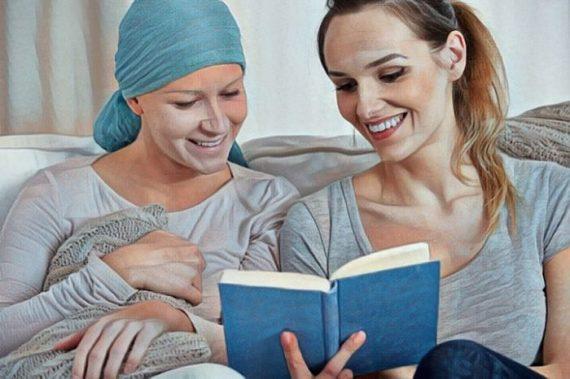 Cómo darle apoyo a un familiar con cáncer
