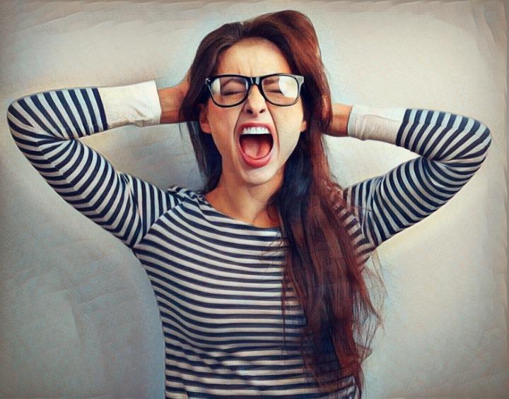 Los efectos de la ira contenida sobre el organismo