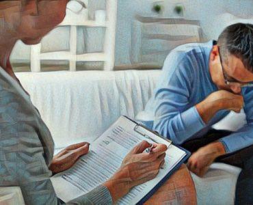 Mujer en tratamiento psicoterapeútico por padecer síndrome de Cotard