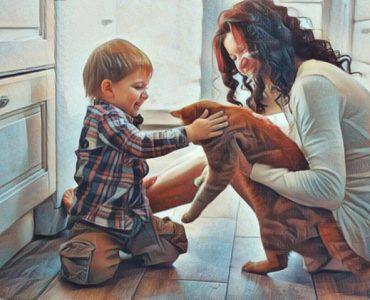 Adoptar una mascota y sus beneficios