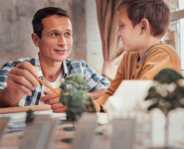 Enseñar los buenos modales a los niños