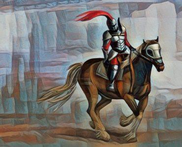 El caballero de la armadura oxidada reseña