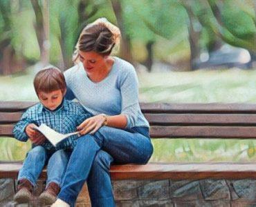 Madre detectando problemas cognitivos en su hijo