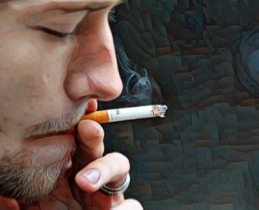 Persona que tiene hábitos poco saludables