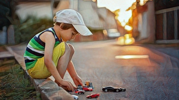 Los niños introvertidos y su comportamiento