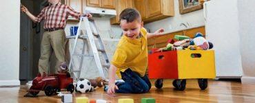 dar responsabilidad a los niños