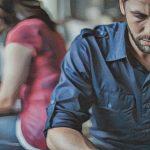 Sensación de sentirse solo en una relación de pareja
