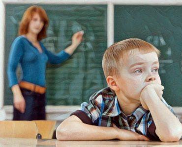 Niño que padece trastorno de integración sensorial