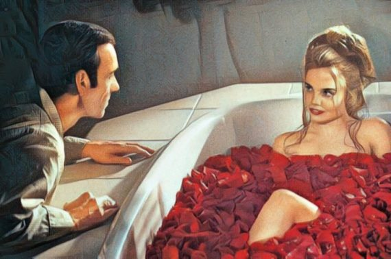 Película American Beauty para reflexionar