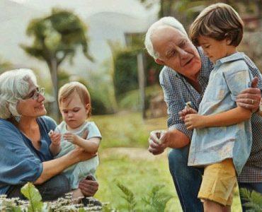 Los abuelos y su significado para los nietos