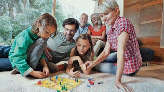 Juegos familiares y sus efectos positivos en el desarrollo de los niños