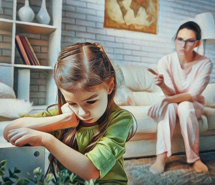 La maternidad autoritaria y los problemas desencadenados en los hijos