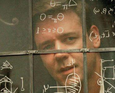 Película Una mente maravillosa y la vida de John Nash