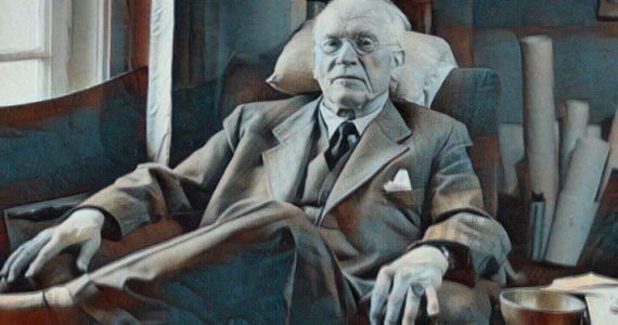 Carl Gustav Jung sobre la felicidad