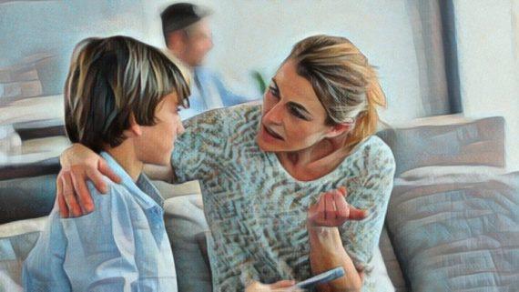 Cómo enseñar a un niño a pedir ayuda