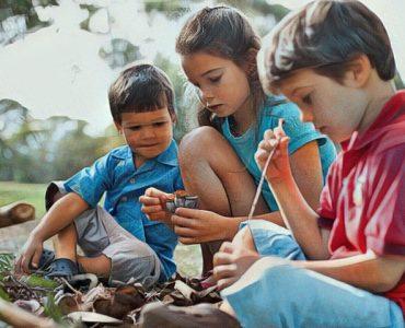 Cosas que podemos aprender de los niños