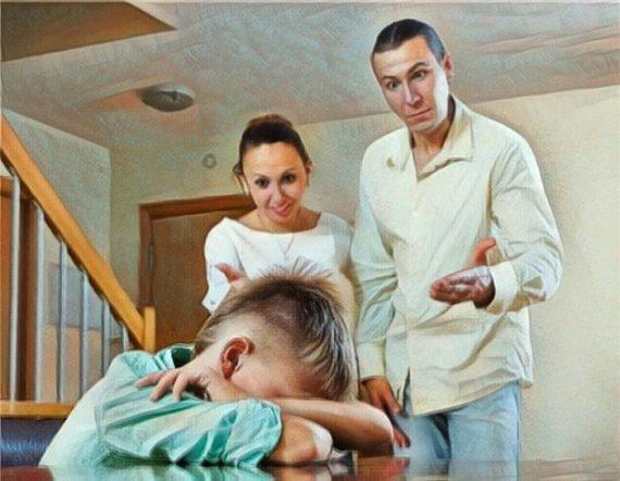 Cómo actuar cuando encuentras a tu hijo robando