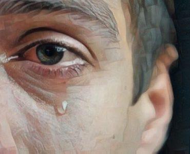Las lágrimas no significan que eres débil