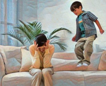 Niño rebelde y desobediente, como tratar la rebeldía