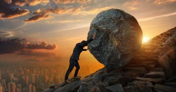 Una persona resiliente