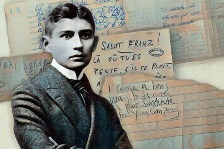 Breve biografía de Franz Kafka