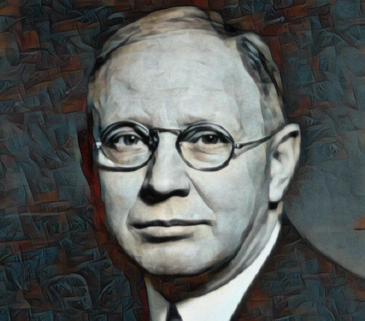 Biografía del psicólogo Clark Hull