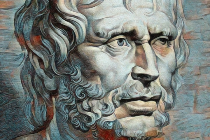 Pensador y filósofo Séneca